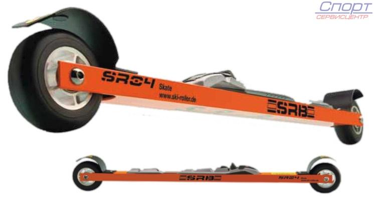Лыжероллеры SRB Skate-Z Alu 80 - Купить в СпортСервисЦентр 485a6e7de20