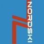 Бафф Nordski Logo Blue