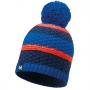 Шапка Buff Knitted & Polar Fizz Blue Skydiver
