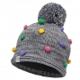 Шапка Buff Child Knitted & Polar Odell Grey Vigore