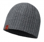 Шапка BUFF Knitted Haan Grey Castlerock
