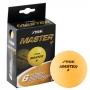 Мяч для настольного тенниса Stiga Master 1* (в комплекте 6 шт.)