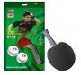 Ракетка для настольного тенниса Double Fish (в комплекте 2 мяча)