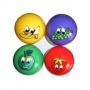 Мяч силиконовый Larsen Фрукты 9 см