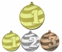 Медаль с местом MMA 5011
