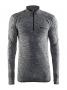 Рубашка Craft Active Comfort Zip на молнии мужская