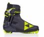 Ботинки лыжные Fischer Speedmax Skate JR NNN Black юниорские (2019-20)