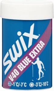 Мазь SWIX V40 Blue Extra (синяя экстра)