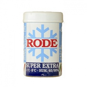 Мазь Rode P38 Super Extra Blue
