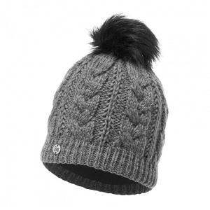 Шапка BUFF Knitted & Polar Hat Darla Grey Pewter