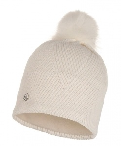 Шапка BUFF Knitted & Polar Hat Disa Fog