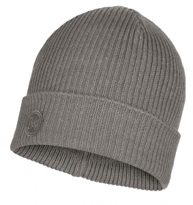 Шапка BUFF Knitted Hat Edsel Melange Grey