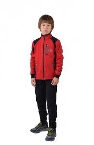 Костюм FinWay Pro Team Jr разминочный лыжный детский