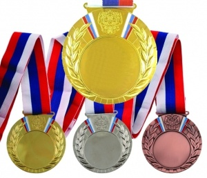 Медаль MD Rus.80
