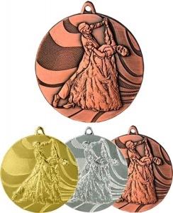 Медаль Танцы MMC2850
