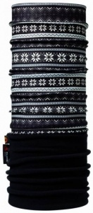 Бандана BUFF Polar Snowflakes/Black