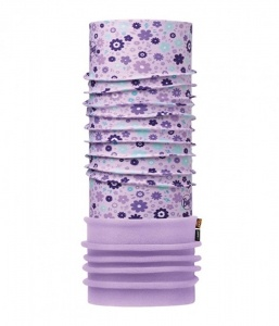 Бандана Buff Baby Polar Petals Lilac/Lilac (детская)