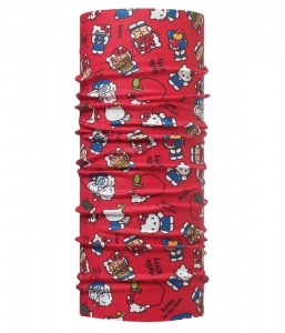 Бандана Buff Child Hello Kitty Foodie Red (детская/подростковая)