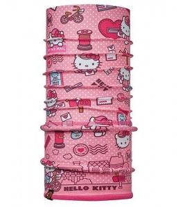 Бандана Buff Child Reversible Polar Hello Kitty Mailing Rose (детская/подростковая)