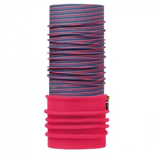 Бандана Buff Polar Pink Fluor Stripes/Fluor Stripes