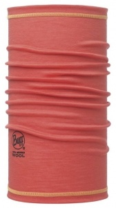 Бандана Buff Merino Wool Solid Coral