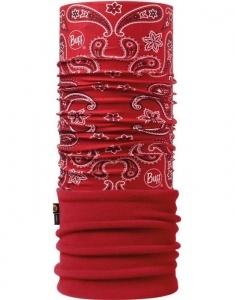 Бандана BUFF Polar Cashmere Red