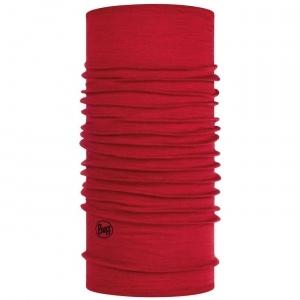 Бандана Buff Lightweight Merino Wool Solid Red