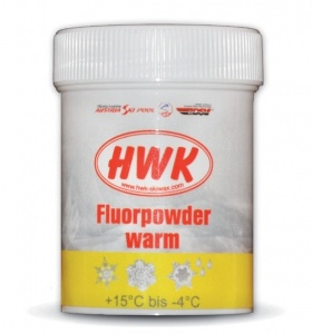 Порошок HWK Fluorpowder Warm