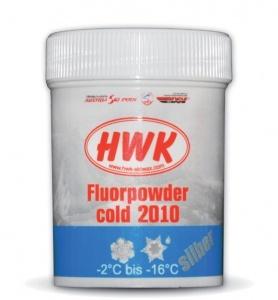 Порошок HWK Fluorpowder Cold Silber