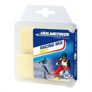 Парафин Holmenkol Racing Mix Wet HF