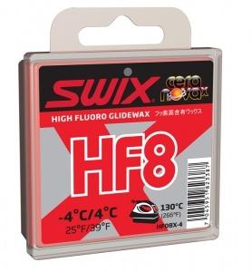 Парафин Swix HF8X