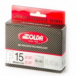 Парафин Solda F15 розовый