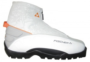 Ботинки беговые Fischer NC Vision Cruiser SNS
