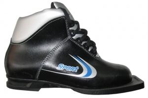 Ботинки лыжные М6-03 мех 75 мм для беговых лыж