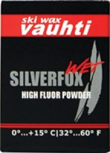 Порошок Vauhti Silverfox Wet фторовый