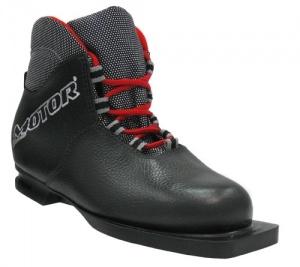 Ботинки лыжные Motor Classic (натуральная кожа) 75 мм для беговых лыж