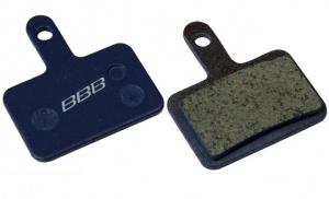 Тормозные колодки BBB BBS-53 DiscStop (Shimano Deore hydr.)