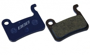 Тормозные колодки BBB BBS-54 DiscStop (Shimano XTR hydr.)