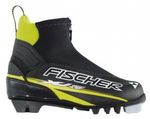 Ботинки лыжные Fischer XJ Sprint NNN для беговых лыж