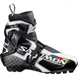 Ботинки лыжные Salomon S-Lab Skate Pro для беговых лыж