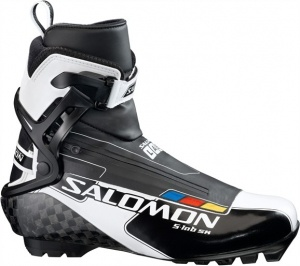 Ботинки лыжные Salomon S-Lab Skate