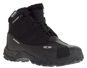 Треккинговые ботинки Salomon Avo 12-13 Black/Black Clay-X
