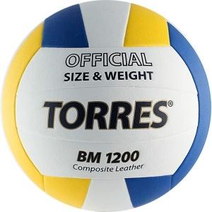 Мяч волейбольный Torres BM1200