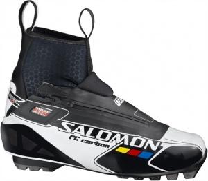 Ботинки лыжные Salomon RC Carbon SNS