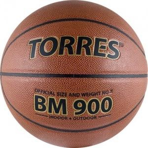 Мяч баскетбольный Torres ВМ900