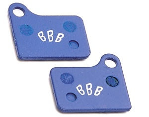 Тормозные колодки BBB BBS-51 DiscStop (Shimano Deore & Nexave)