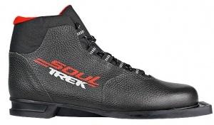 Ботинки лыжные Trek Soul НК 75 мм для беговых лыж