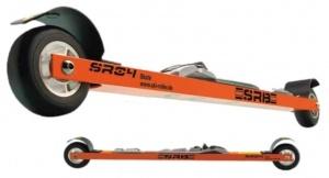 Лыжероллеры SRB Skate-Z Alu 80