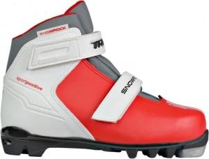 Ботинки лыжные Trek Snowrock NNN детские
