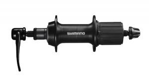 Втулка задняя Shimano Alivio T4000